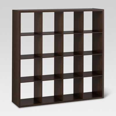 13 16-Cube Organizer Shelf Avington - Threshold - Target