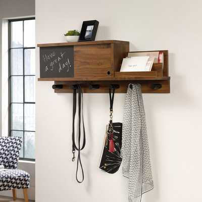 Posner Wall Mounted Coat Rack - Wayfair