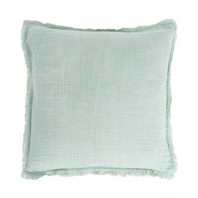 Naomi Gauze Throw Pillow - Wayfair