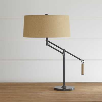 Autry Adjustable Table Lamp - Crate and Barrel