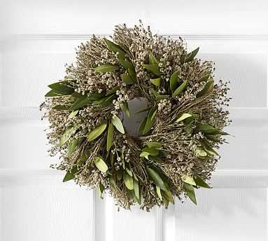 Herb Wreath - Pottery Barn