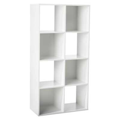 11 8-Cube Organizer Shelf White - Room Essentials - Target