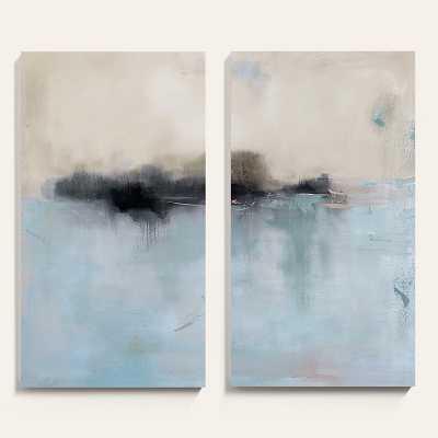 """Ballard Designs New Horizons Art - Set of 2  24"""" x 13"""" - Ballard Designs"""