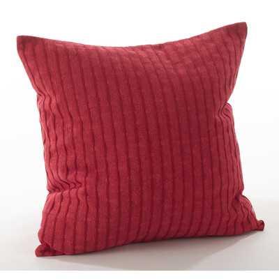 Rorie Classic Cotton Throw Pillow - Wayfair