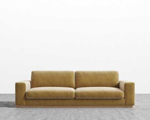 Noah Sofa - Golden Beryl - Rove Concepts