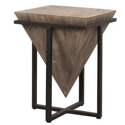 Deveraux Wood End Table - Wayfair