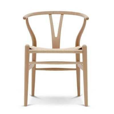 Gretel Solid Wood Dining Chair - set of 2 - Wayfair