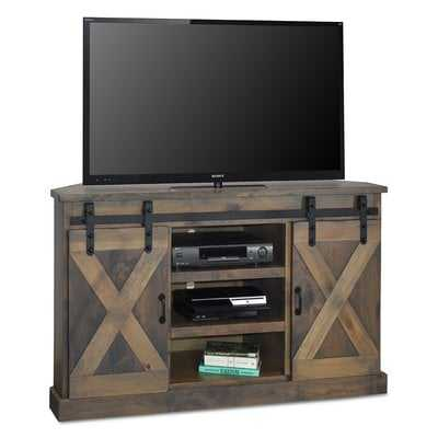 Pullman Corner TV Stand for TVs up to 55 - Wayfair