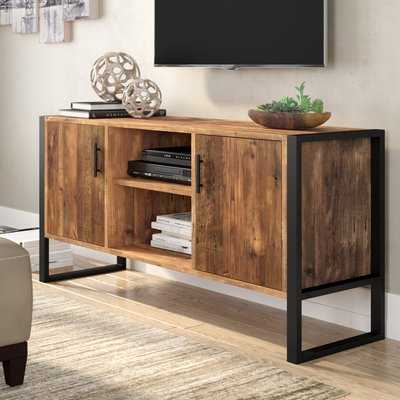 Rochester Solid Wood TV Stand for TVs up to 65 inches - AllModern