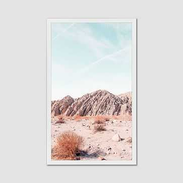 """Minted for west elm, Painted Canyon, 36""""x52"""" - West Elm"""