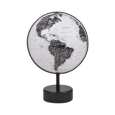 World Globe Black & White - Project 62 - Target