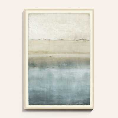 "Ballard Designs Pacific View Framed Print  60"" x 40"" - Ballard Designs"