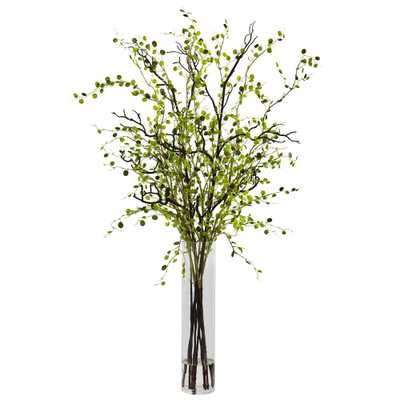 Night Willow Arrangement - Home Depot