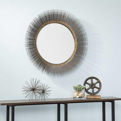 Varennes Decorative Starburst Accent Mirror - Wayfair
