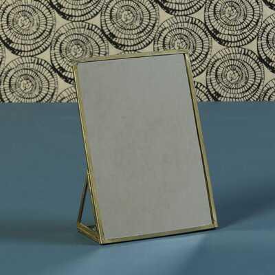 Thrailkill Vanity Modern and Contemporary Makeup Mirror - Wayfair