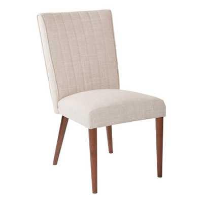 Caroline White Dining Chair - Home Depot