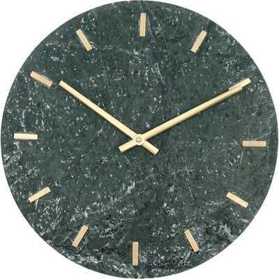 Judsonia Wall Clock - Wayfair