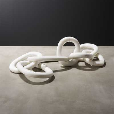 Links Marble Chain - CB2