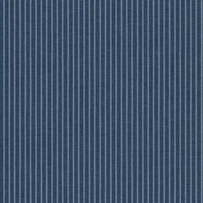 Waverly Kids Highwire Stripe Wallpaper, Medium Blue/White - Home Depot