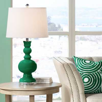 Greens Apothecary Table Lamp - Style # 29G27 - Lamps Plus