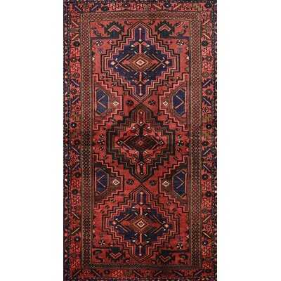 Windall Traditional Beige/Black/Red Area Rug - Wayfair