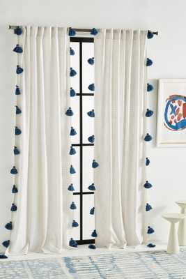 "Mindra Curtain, 84"" - Anthropologie"