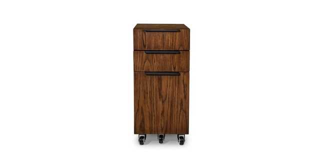 Madera Chestnut File cabinet - Article