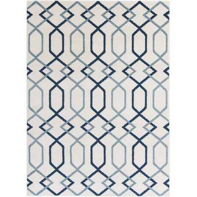 Siclen Blue Area Rug - Wayfair