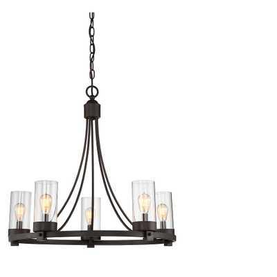 Oil Rubbed Bronze Chandelier (Set of 5) - Filament Design - Target