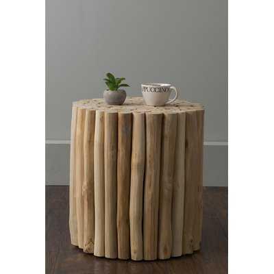 Vitiello End Table - Wayfair