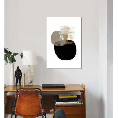 'Minimal Tone' Print on Canvas - Wayfair