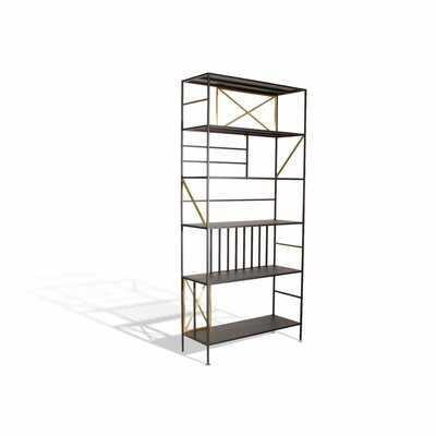 Cutlip Etagere Bookcase - AllModern
