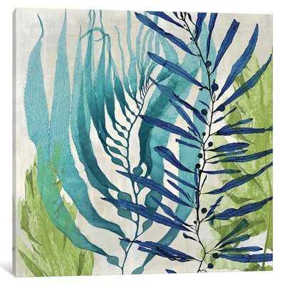 'Sea Nature I' Painting Print on Canvas - Wayfair