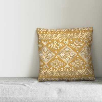 Vogt Tribal Throw Pillow - Wayfair