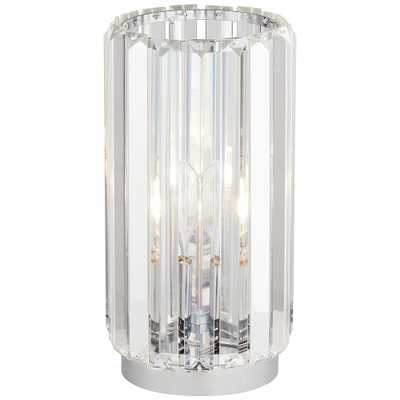 """Caledan 10 1/2"""" High Crystal Accent Table Lamp - Style # 63V62 - Lamps Plus"""
