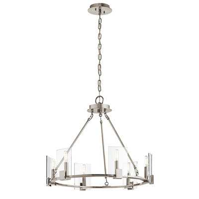 Ahlers 6-Light Candle-Style Chandelier - Wayfair
