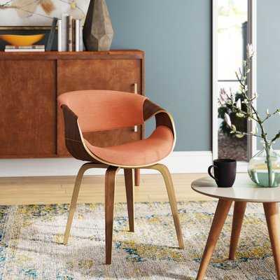 Auburn Barrel Chair - Wayfair
