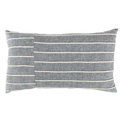 braiden pieced pillow - PillowPia