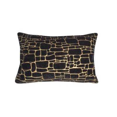 Iredell Printed Lumbar Pillow - Wayfair
