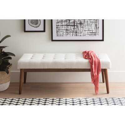 Kathryn Upholstered Bench - AllModern