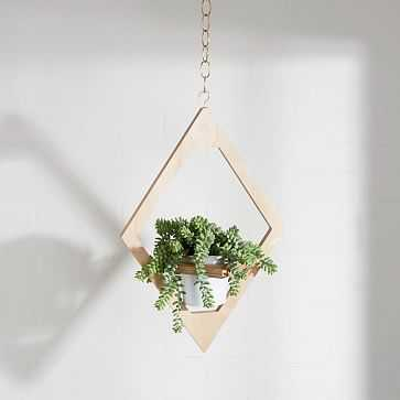 MFEO Jungalow Hanging Planter - West Elm