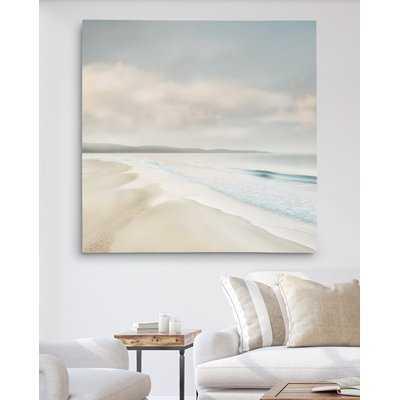 Cloud Coast' Photographic Print - Wayfair