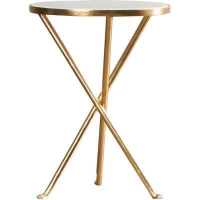 Boadle Marble End Table - Wayfair
