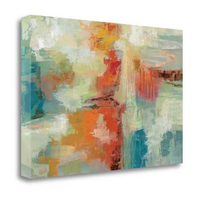 'Coral Reef' Print on Canvas - Wayfair