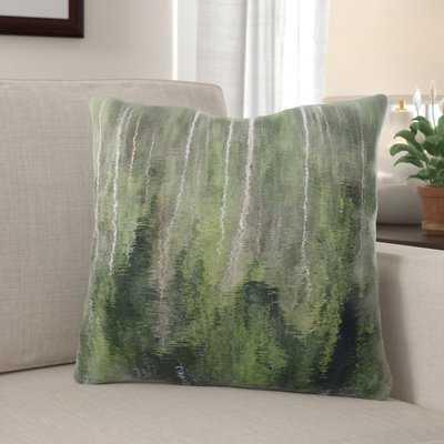 Cassidy Forest Throw Pillow - Wayfair