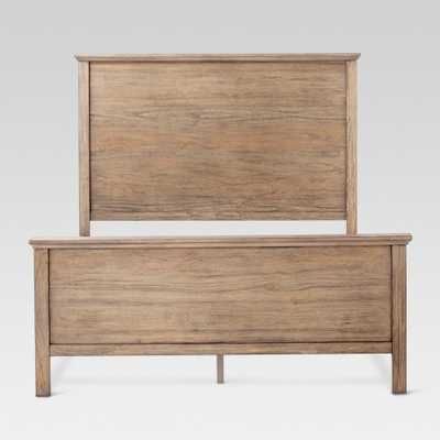 Gilford Queen Bed - Walnut - Threshold - Target