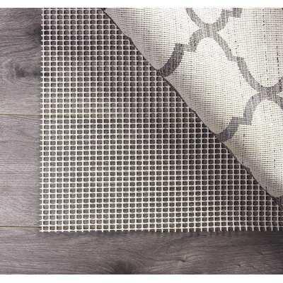 Supreme Under PVC Non-Slip Rug Pad - Wayfair