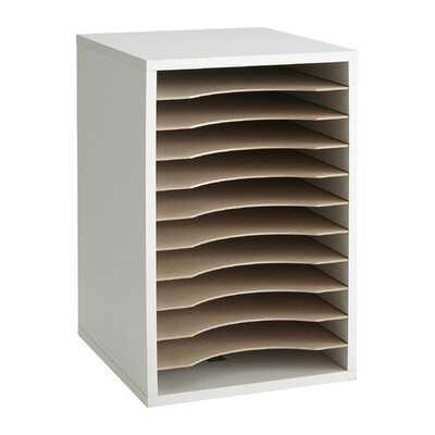 Seiler Vertical Desktop Sorter - Wayfair