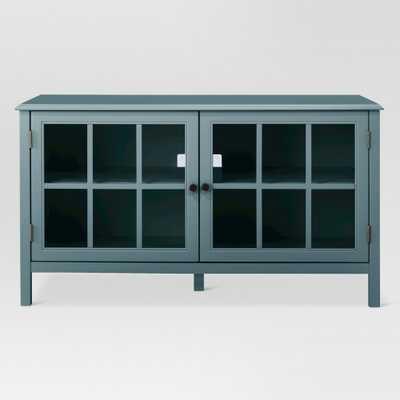 Windham TV Stand Overcast Gray - Threshold - Target
