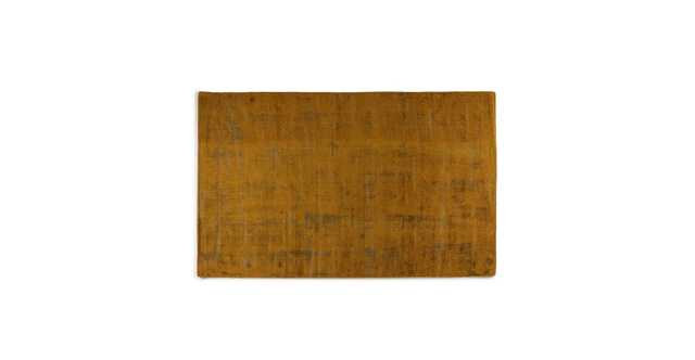 Adria Ochre Yellow rug 5 x 8 - Article